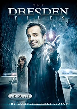 poster for The Dresden Files