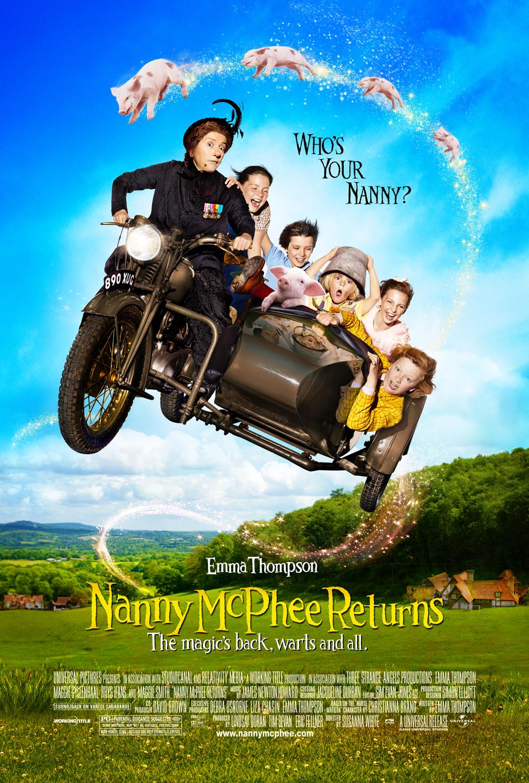 Nanny Mcphee Returns 2010 Imdb