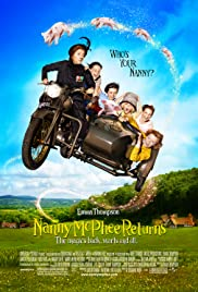 Nanny McPhee Returns (2010) Poster - Movie Forum, Cast, Reviews