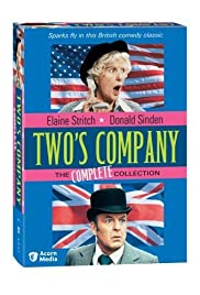 Two's Company Poster - TV Show Forum, Cast, Reviews