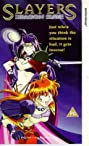 Slayers: The Book of Spells (1996) Poster