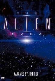 The 'Alien' Saga Poster