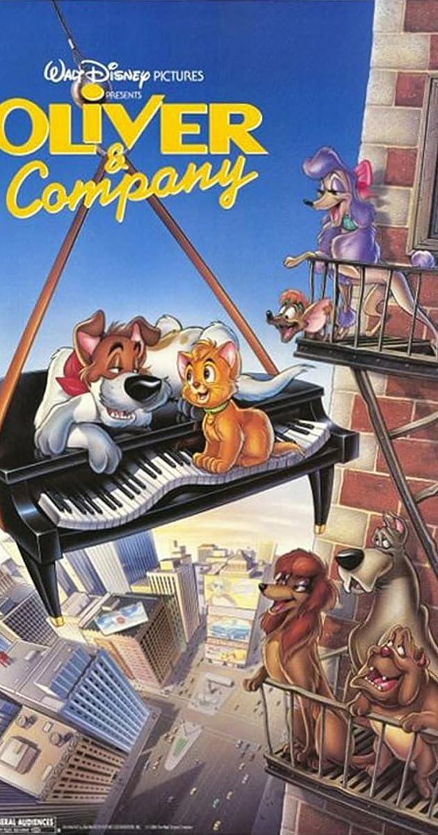 Oliver Company 1988 Imdb