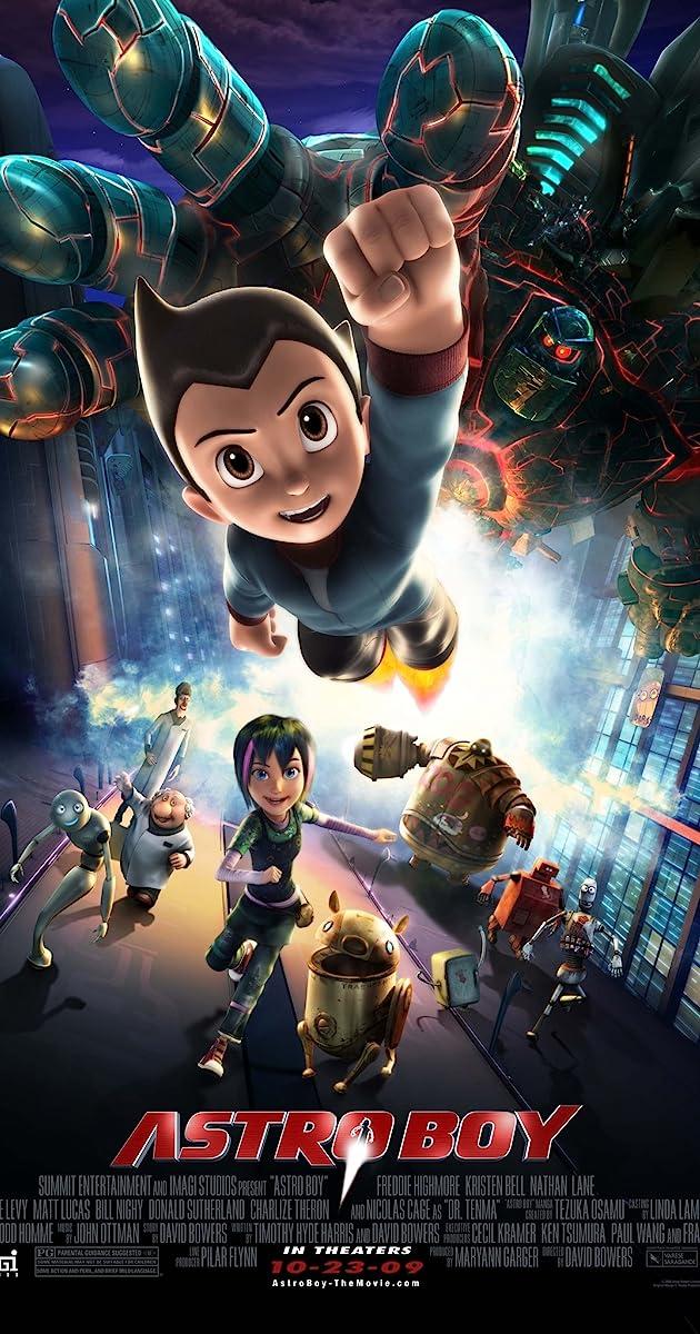 Siêu Nhí Astro - Astro Boy (2009)