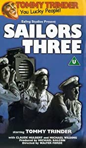 Best site for watching online movies Sailors Three [4K