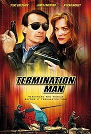 Termination Man Poster