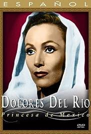 Dolores del Río - Princesa de México Poster