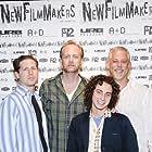 Adam Lamberg, Steven J. Wolfe, Scott Hyman, and John Nolte in Beautiful Loser (2008)