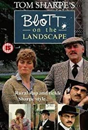 Blott on the Landscape Poster