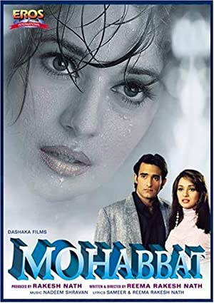 Akshaye Khanna Mohabbat Movie