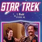 Roger C. Carmel and Kay Elliot in Star Trek (1966)