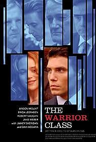 Dan Hedaya, Robert Vaughn, Erica Leerhsen, Anson Mount, Jamey Sheridan, and Jake Weber in The Warrior Class (2007)