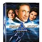 Stephanie Beacham, Jonathan Brandis, and Roy Scheider in Seaquest DSV (1993)