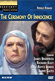 The Ceremony of Innocence Poster