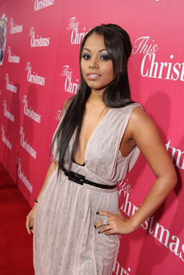 This Christmas Lauren London.Lauren London