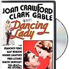 Clark Gable and Joan Crawford in Dancing Lady (1933)