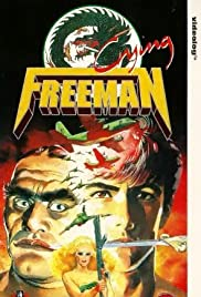 Crying Freeman 5: Abduction in Chinatown Poster