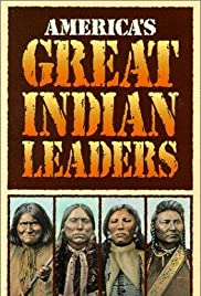 America's Great Indian Leaders Poster