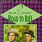 Bing Crosby and Bob Hope in Road to Rio (1947)