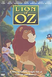 Lion of Oz Poster