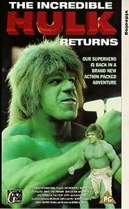 The Incredible Hulk Returns USA