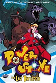 Power Stone Poster