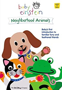 ipod mp4 downloads movies Baby Einstein: Neighborhood Animals by [480x854]