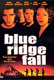 Blue Ridge Fall Poster