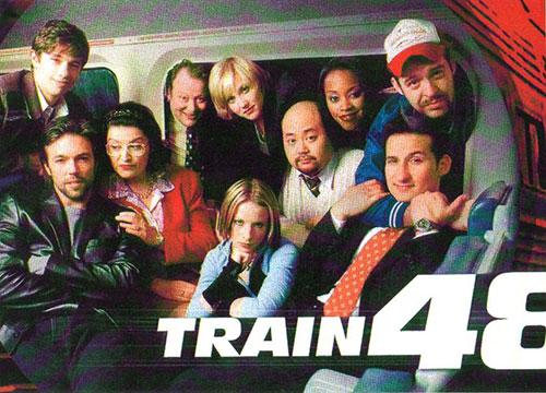 Paul Braunstein in Train 48 (2003)