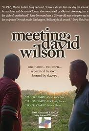 Meeting David Wilson Poster