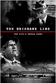 The Brisbane Line Poster