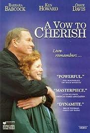 A Vow To Cherish Tv Movie 1999 Imdb