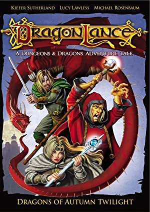 Animation Dragonlance: Dragons of Autumn Twilight Movie
