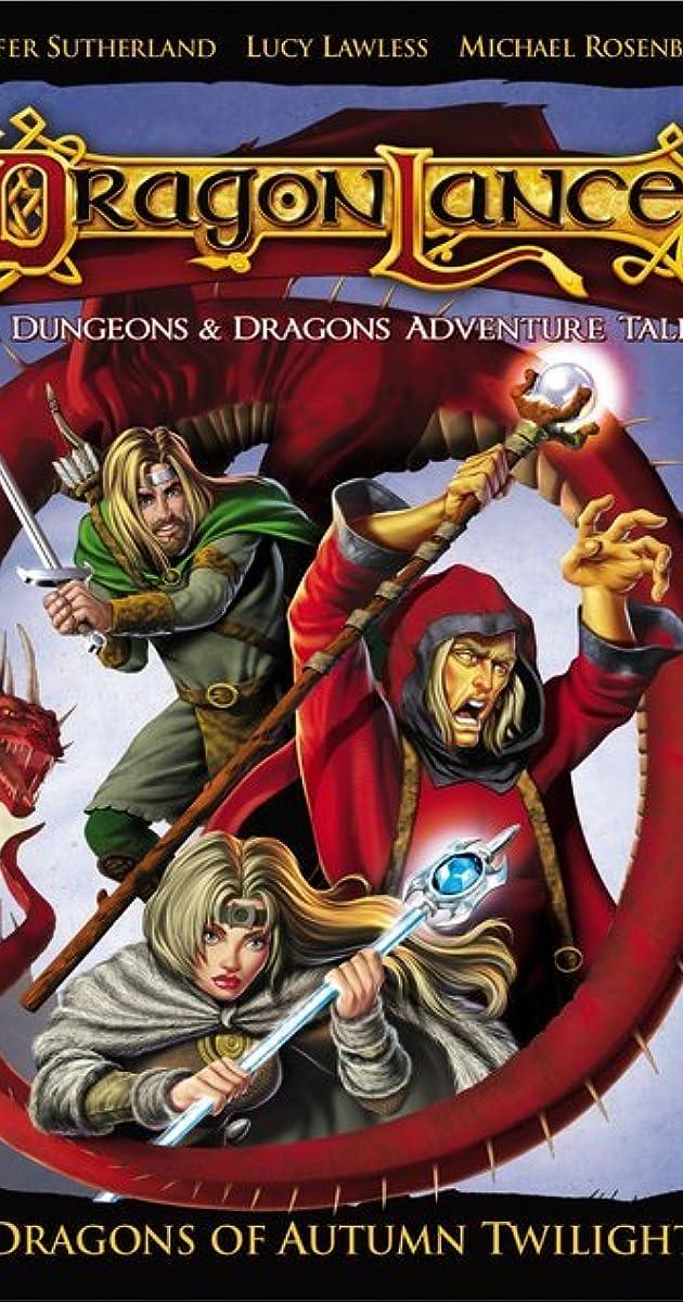 Dragonlance: Dragons of Autumn Twilight (Video 2008) - IMDb