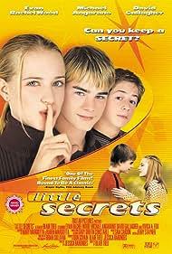 Michael Angarano, David Gallagher, and Evan Rachel Wood in Little Secrets (2001)