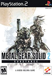 Metal Gear Solid 2: Substance(2002) Poster - Movie Forum, Cast, Reviews