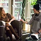 Drew Barrymore and Marc Lawrence in Music and Lyrics (2007)