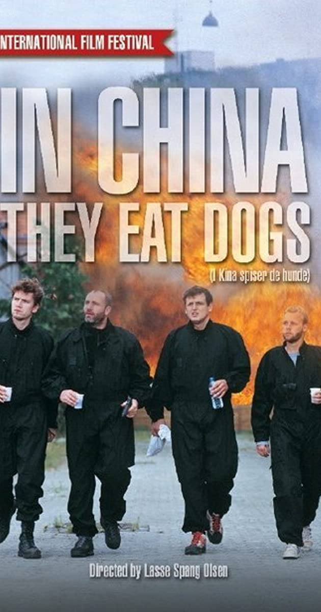 Subtitle of In China They Eat Dogs