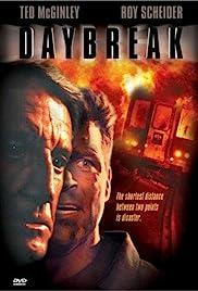 Daybreak(2000) Poster - Movie Forum, Cast, Reviews