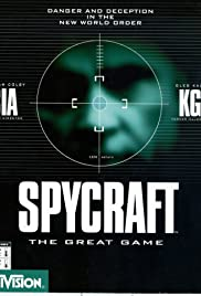 Spycraft: The Great Game Poster