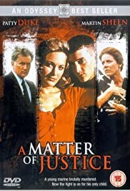 A Matter of Justice (1993) Poster - Movie Forum, Cast, Reviews