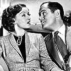 Bette Davis and Robert Montgomery in June Bride (1948)