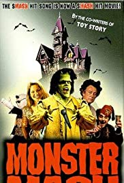 Monster Mash: The Movie Poster