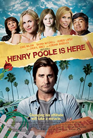 Henry Poole Is Here Poster Image