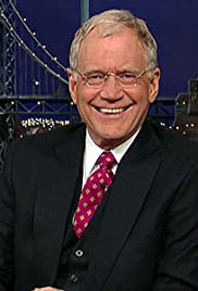 The Final Late Show with David Letterman Poster