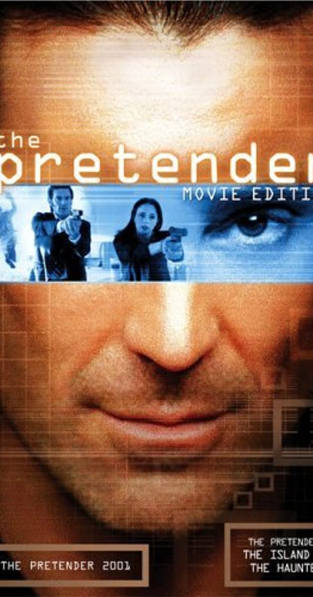 The Pretender: Island of the Haunted (TV Movie 2001) - IMDb