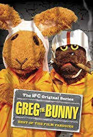 Greg the Bunny Poster - TV Show Forum, Cast, Reviews