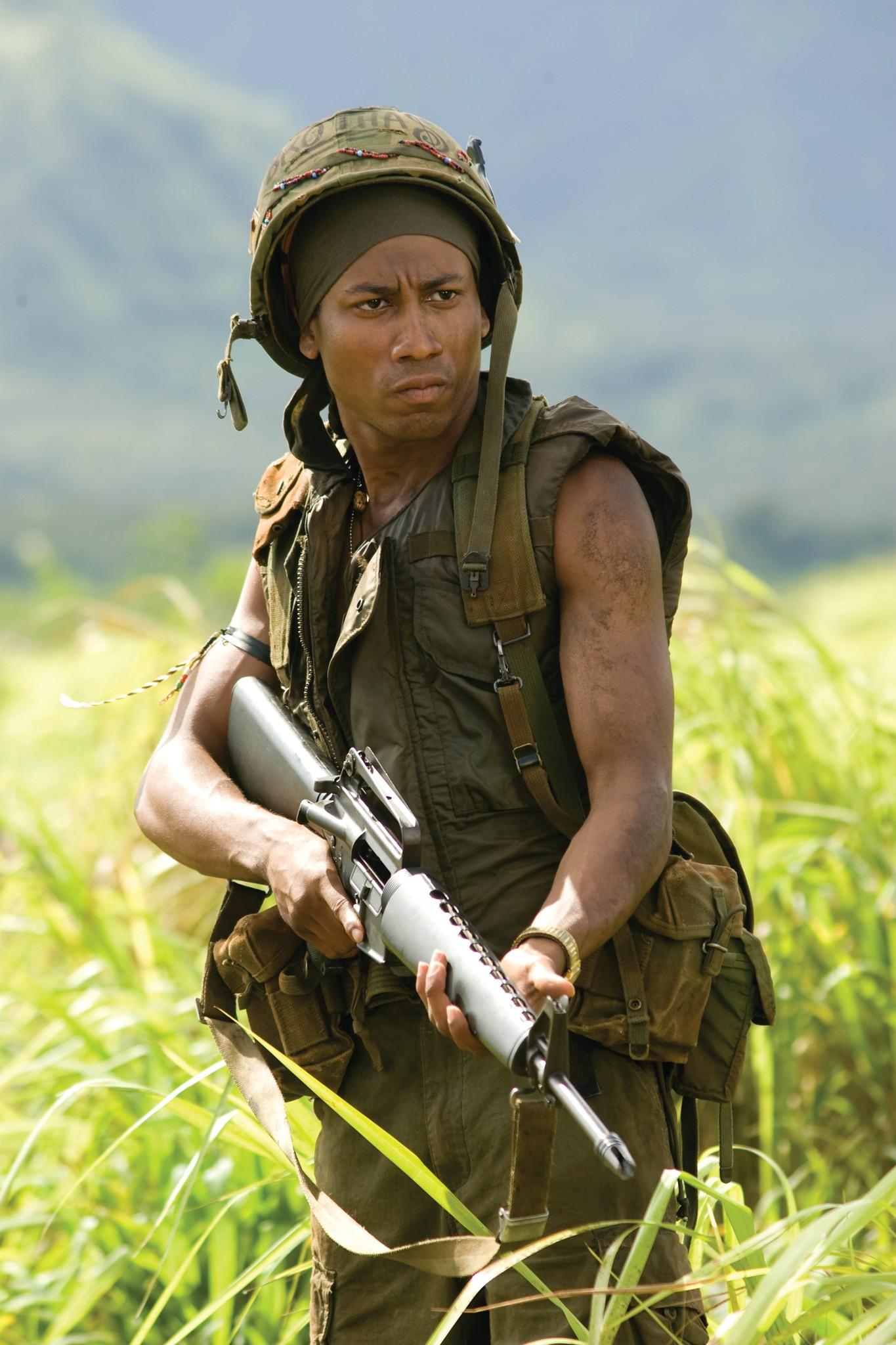 Brandon T. Jackson in Tropic Thunder (2008)