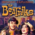 Peter Breck and Karen Kadler in The Beatniks (1960)