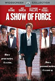 Download A Show of Force (1990) Movie